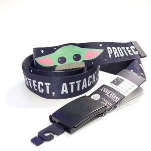 Baby Yoda Adjustable Bottle Opener Buckle Belt